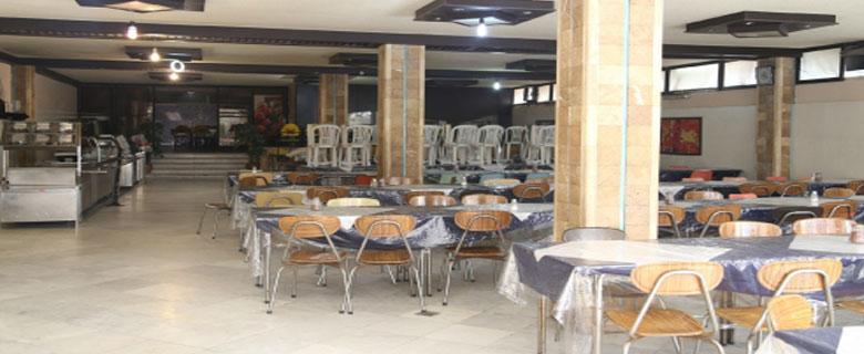 رستوران دانشكده عمران و نقشه برداري